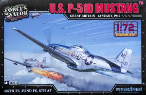 Forces Of Valor 1/72 US P-51D Mustang 1945