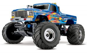 Traxxas BigFoot No.1 Original Monster Truck