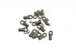 Traxxas Rod Ends (Large) with Hollow Balls TRX5347