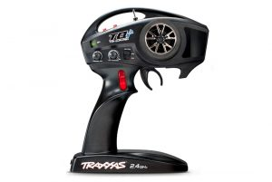 traxxas 4 channel TQi transmitter link enabled