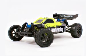 bsd racing Flux Assault V2 brushless buggy