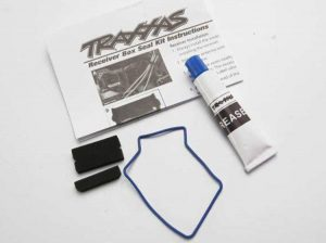 Traxxas Seal Kit Receiver Box Includes O-Ring Seals And Silicone TRX3925