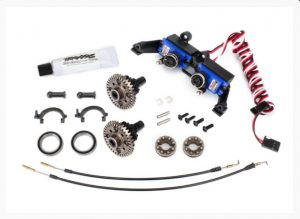 Traxxas TRX-4 Sport Front and Rear Locking Differential Set TRX8195
