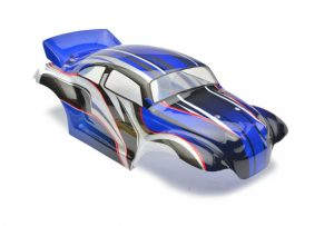 FTX Bugsta Brushed Bodyshell (Blue) FTX6449B