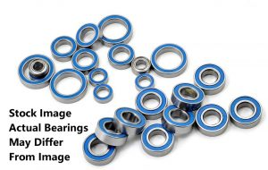 rubber shielded bearing