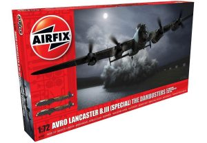 Airfix 1/72 Avro Lancaster B.III (Special) The Dambusters - A09007