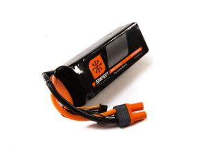 Spektrum 3200mah 3S 11.1V Smart LiPo 30C IC3O - SPMX32003S30