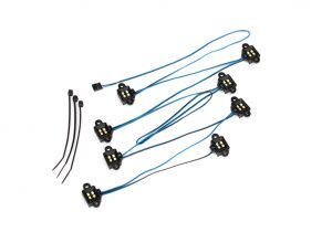 Traxxas TRX-4 LED Rock Light Kit - TRX8026X