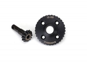 Traxxas Machined Diff Ring and Pinion Gear - Overdrive - TRX-4 TRX8287