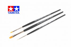 Tamiya Modelling Brush HF Standard Set 87067