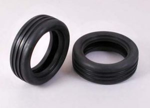 Tamiya Off Road Wide Groove Front Tyre - 51207