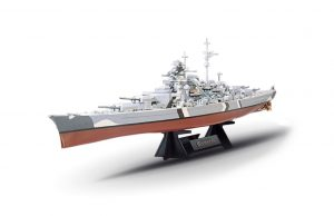 Tamiya 1/350 German Battleship Bismarck 78013