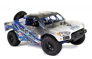 FTX Zorro 4WD RTR 1/10 EP Trophy Truck - FTX5556B front view 2