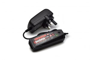 Traxxas Mains 2A Peak Charger for 6V~8.4V NiMh Batteries - TRX2969T