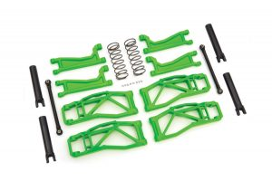 Traxxas WideMaxx™ Green Suspension Upgrade Kit for Maxx- TRX8995G