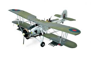 Tamiya 1/48 Fairey Swordfish MK II Kit - 61099