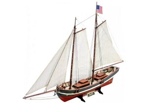 Artesania Latina Swift Pilot Boat 1805 - Wooden Model Kit - AL22110
