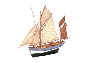Artesania Latina Marie Jeanne Wooden Model Ship Kit - AL22170