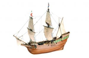 Artesania Latina Pilgrim Ship Mayflower - Wooden Model Kit - AL22451