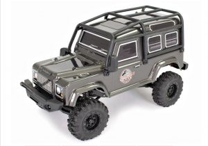 FTX Outback Mini 3.0 Ranger 1:24 RTR - Dark Grey - FTX5503DG