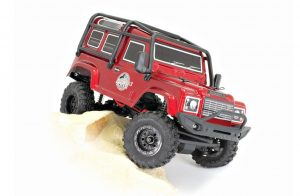 FTX Outback Mini 3.0 Ranger 1:24 RTR - Dark Red - FTX5503DR