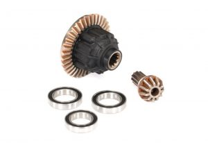 Traxxas X-Maxx Rear Differential Complete with Pinion and Bearings - TRX7881