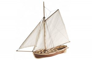 Artesania Latina HMS Bounty Jolly Boat - Wooden Model Kit - AL19004