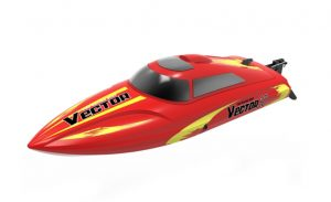 Volantex RC Racent Vector 30 Boat RTR - Red - V795-3R