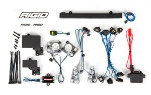 Traxxas Complete LED Light Set with Power Supply for TRX-4 Defender - TRX8095