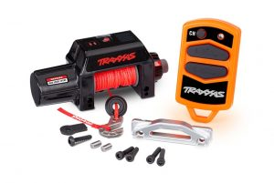 Traxxas Pro Scale Remote Operated Winch for TRX4 and TRX6 - TRX8855