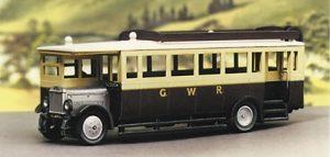 5137 Maudslay bus GWR