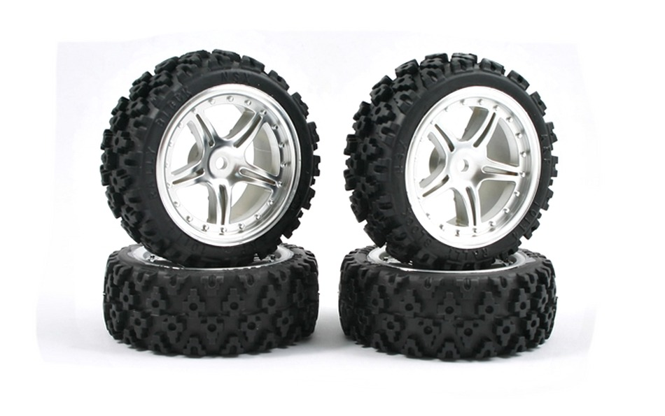 1/10 Car Wheels and Tyres