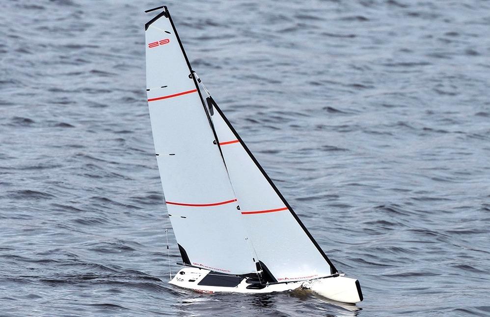 Joysway Dragon Force 65 V6 ARTR Racing Yacht