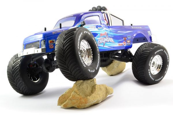 FTX Mighty Thunder Ready to Run radio controlled truck