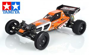 Tamiya DT-03 Racing Fighter and Neo Fighter Performance Upgrades