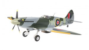 E-Flite Spitfire Mk XIV bind and fly radio controlled plane
