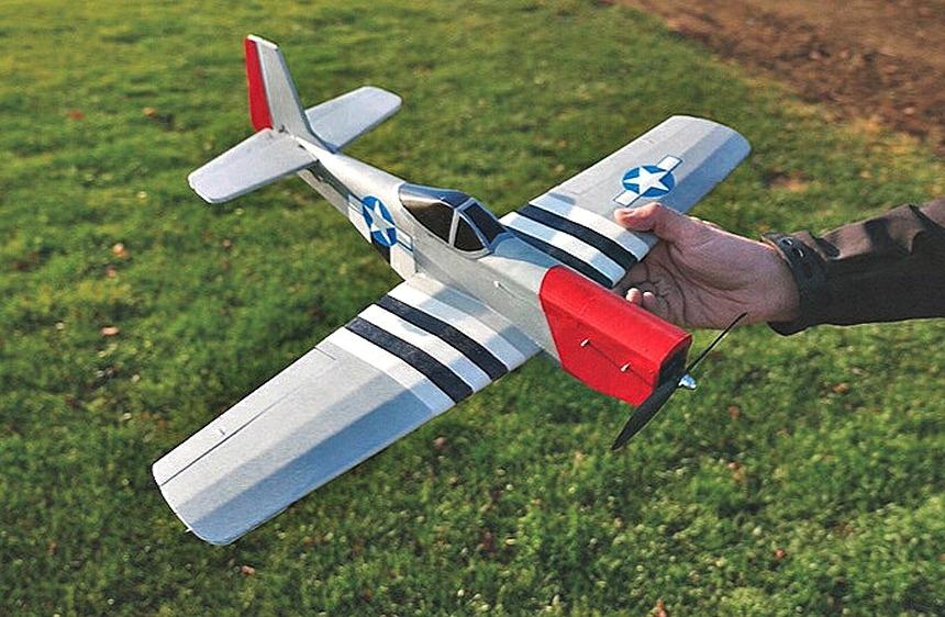 Flite Test Mighty Mini Mustang Kit - FT4110