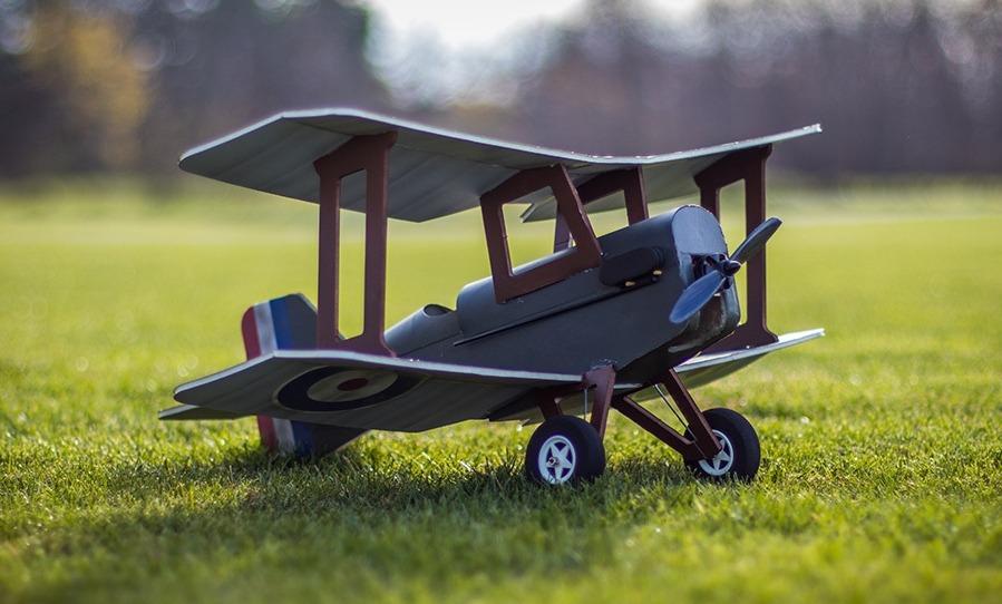 Flite Test SE5 - WW1 Biplane Kit