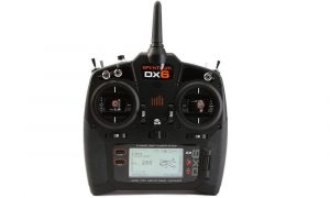 spektrum dx6 front view