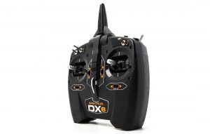 spektrum dxe front view