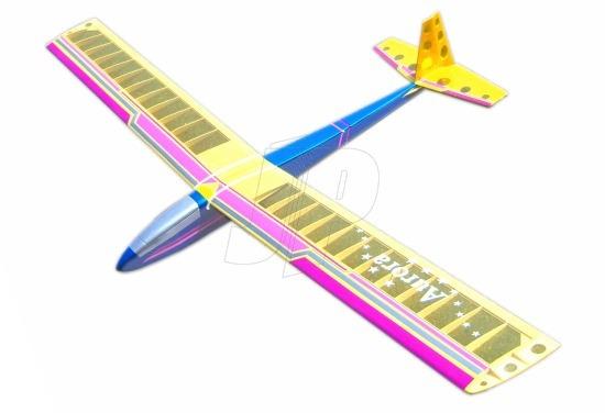 West Wings Aurora - Balsa Glider Kit