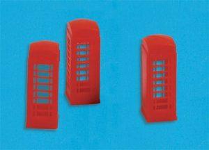 n gauge phone boxes