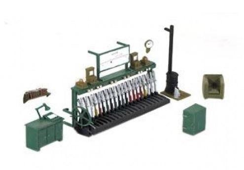 signal box interior kit