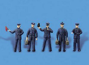 station staff