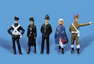 public services personnel