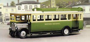 maudslay bus kit