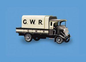 GWR Thornycroft lorry kit